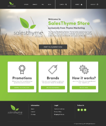 SalesThyme Store